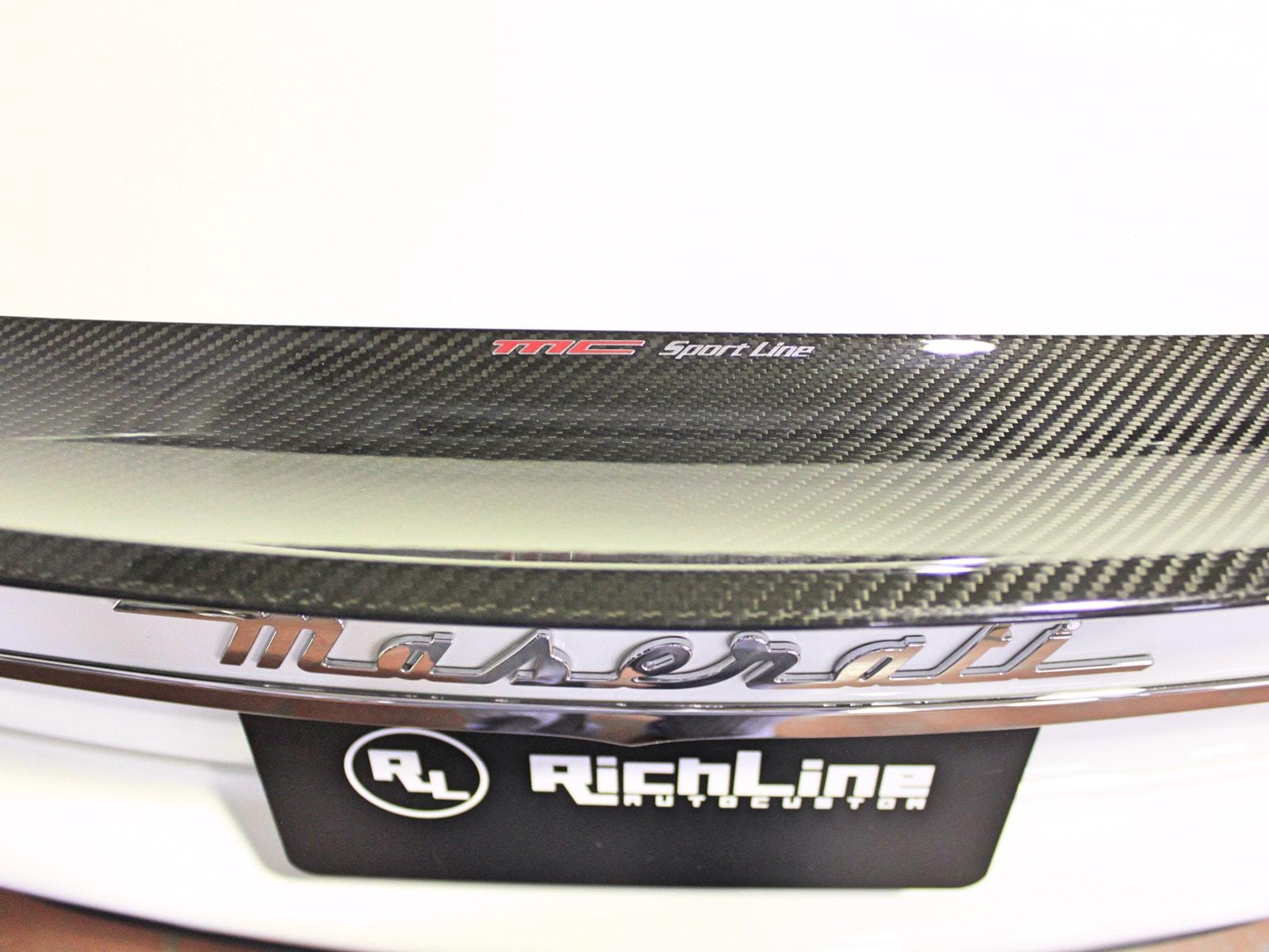 Gran Turismo MC Stradaleリッチライン