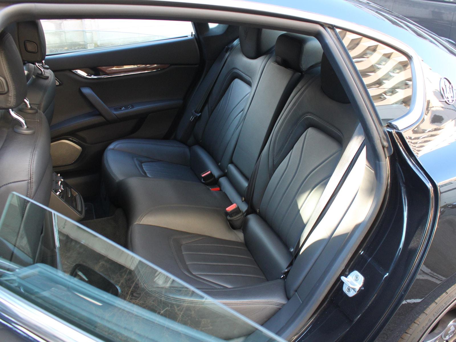 Maserati Quattroporte GT Sリッチライン