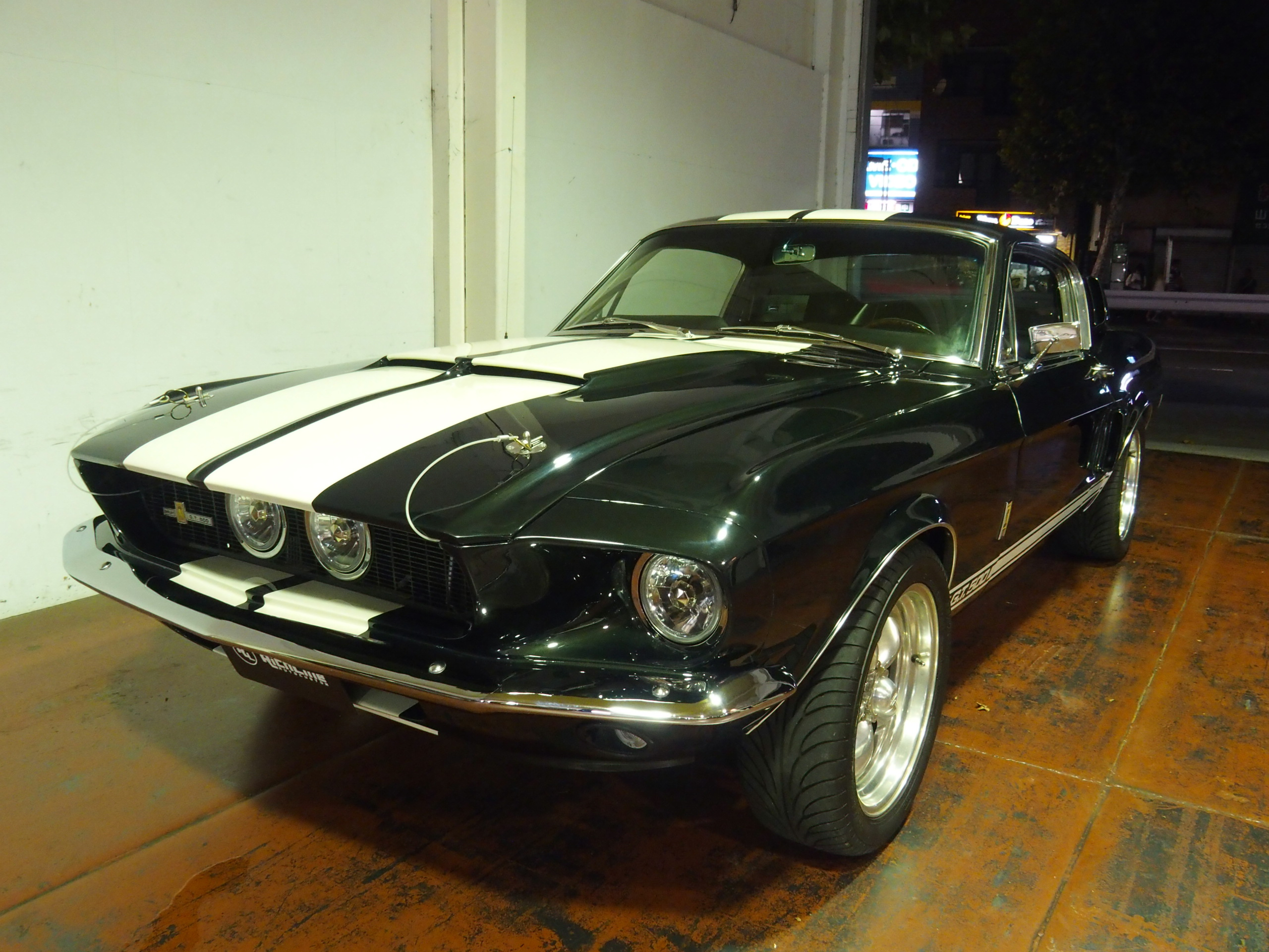 Mustang GT500リッチライン