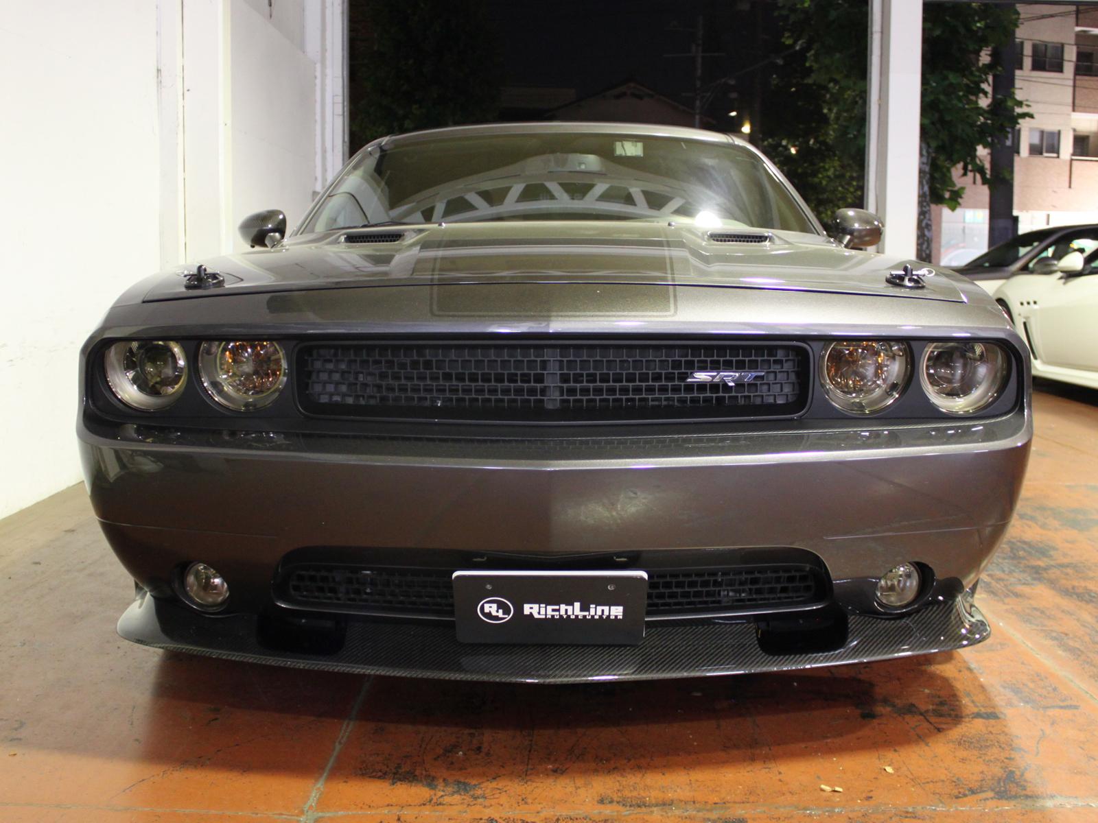 Challenger SRT8 392リッチライン
