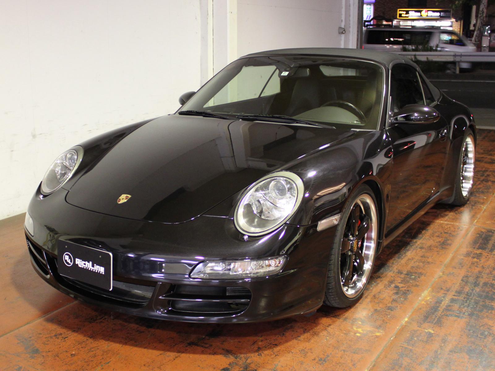 911 Carrera Cabriolet Tiptronic Sリッチライン