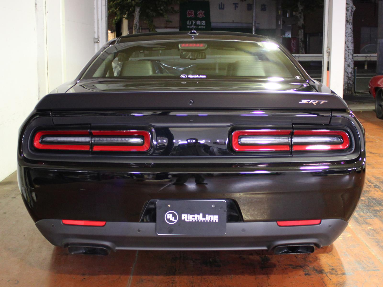 Challenger SRT Hellcatリッチライン