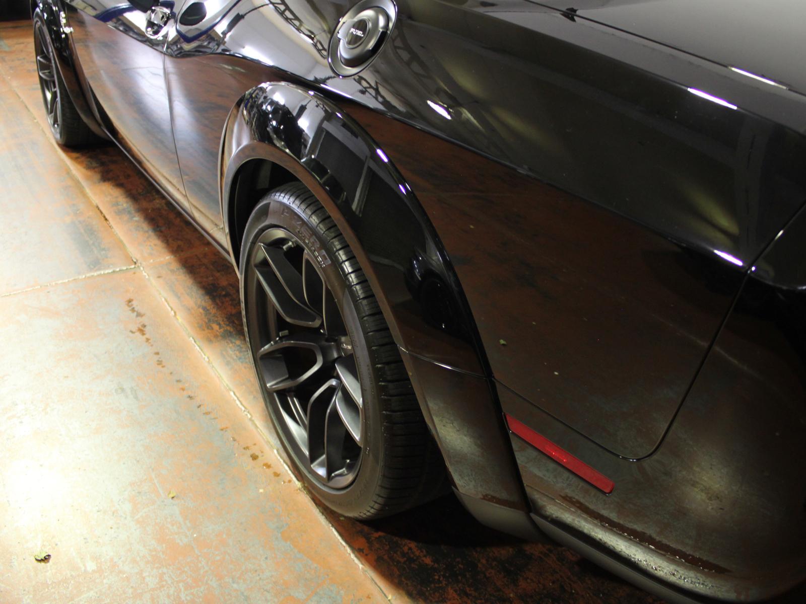 Challenger SRT Hellcat Widebodyリッチライン
