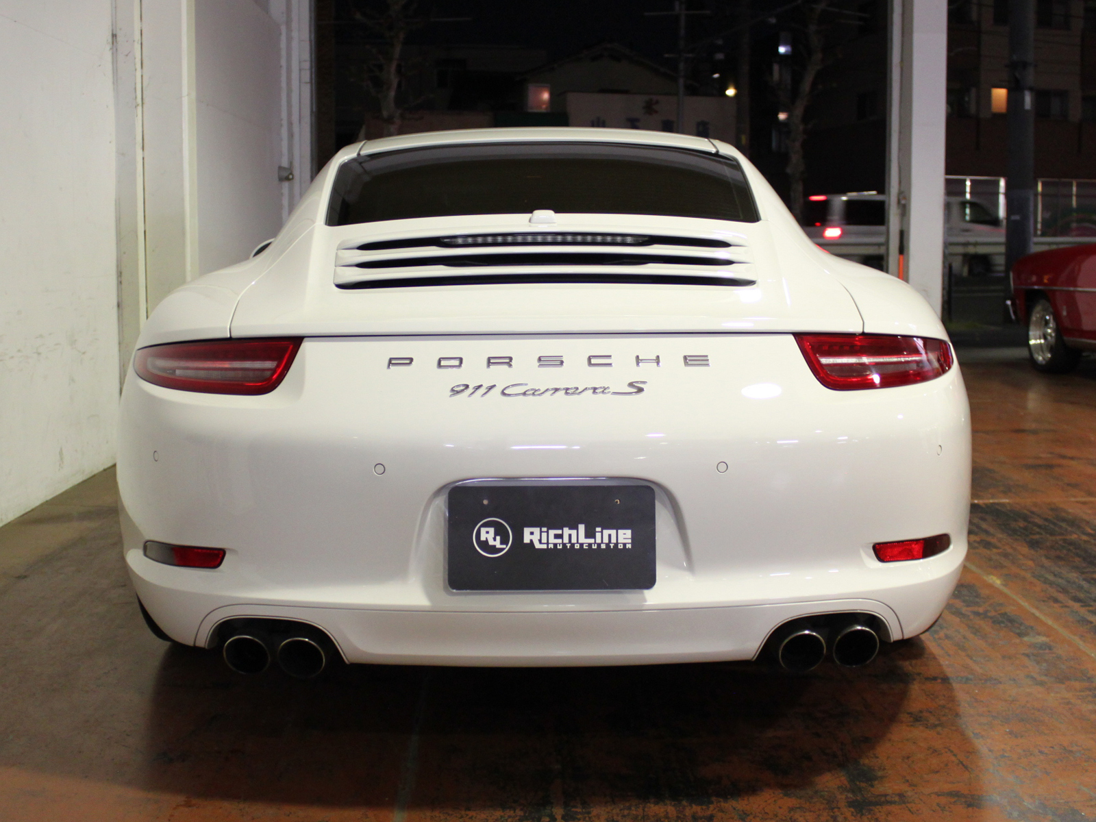 911 Carrera S PDKリッチライン