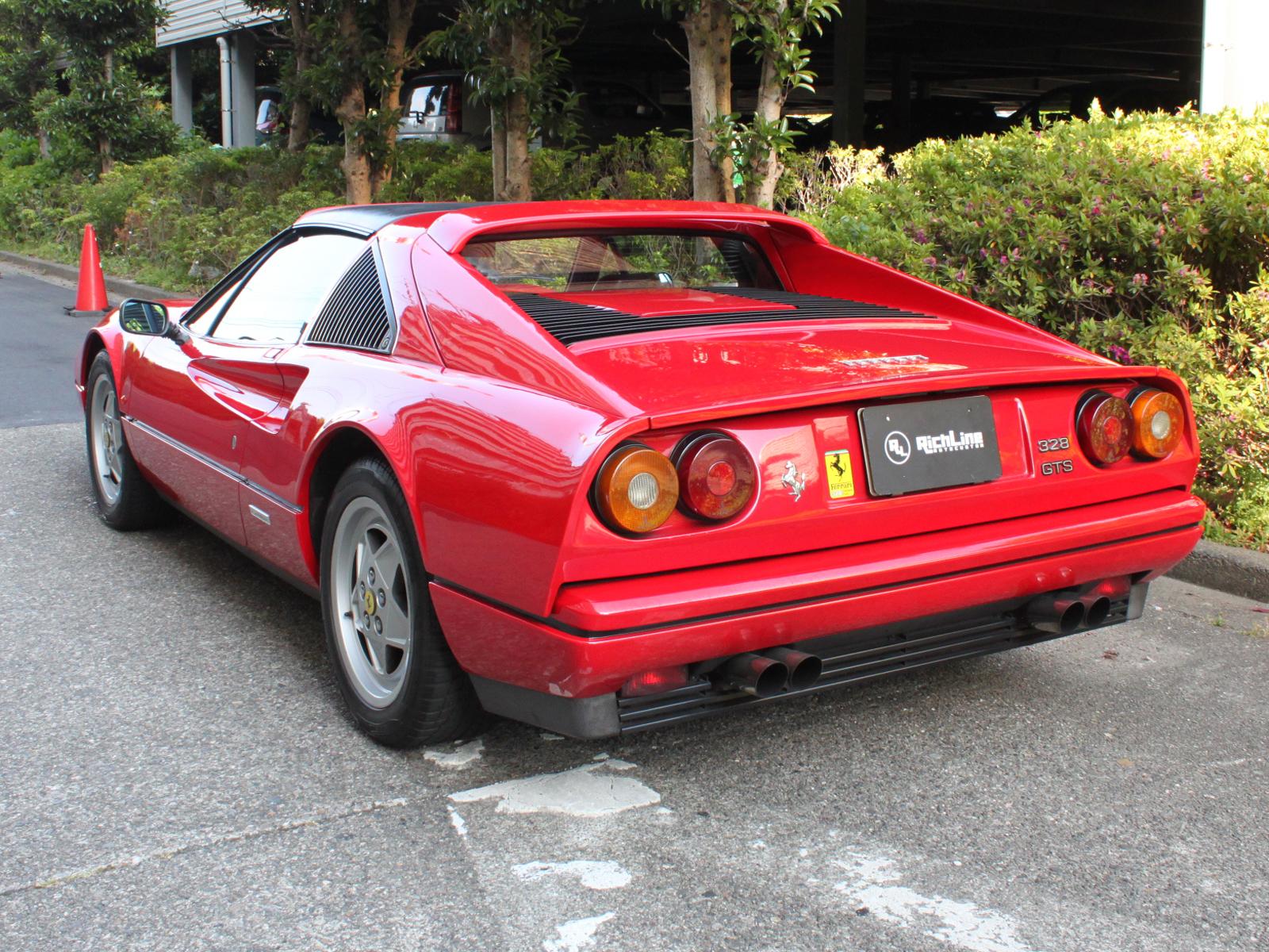 328 GTSリッチライン