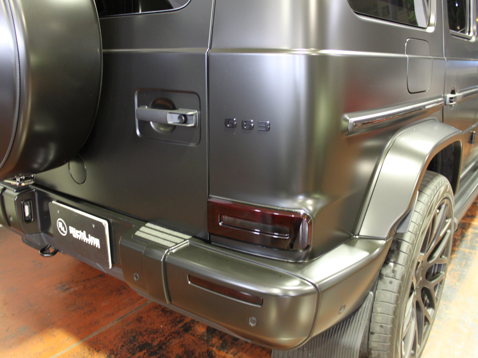 G-Class G63 AMGリッチライン
