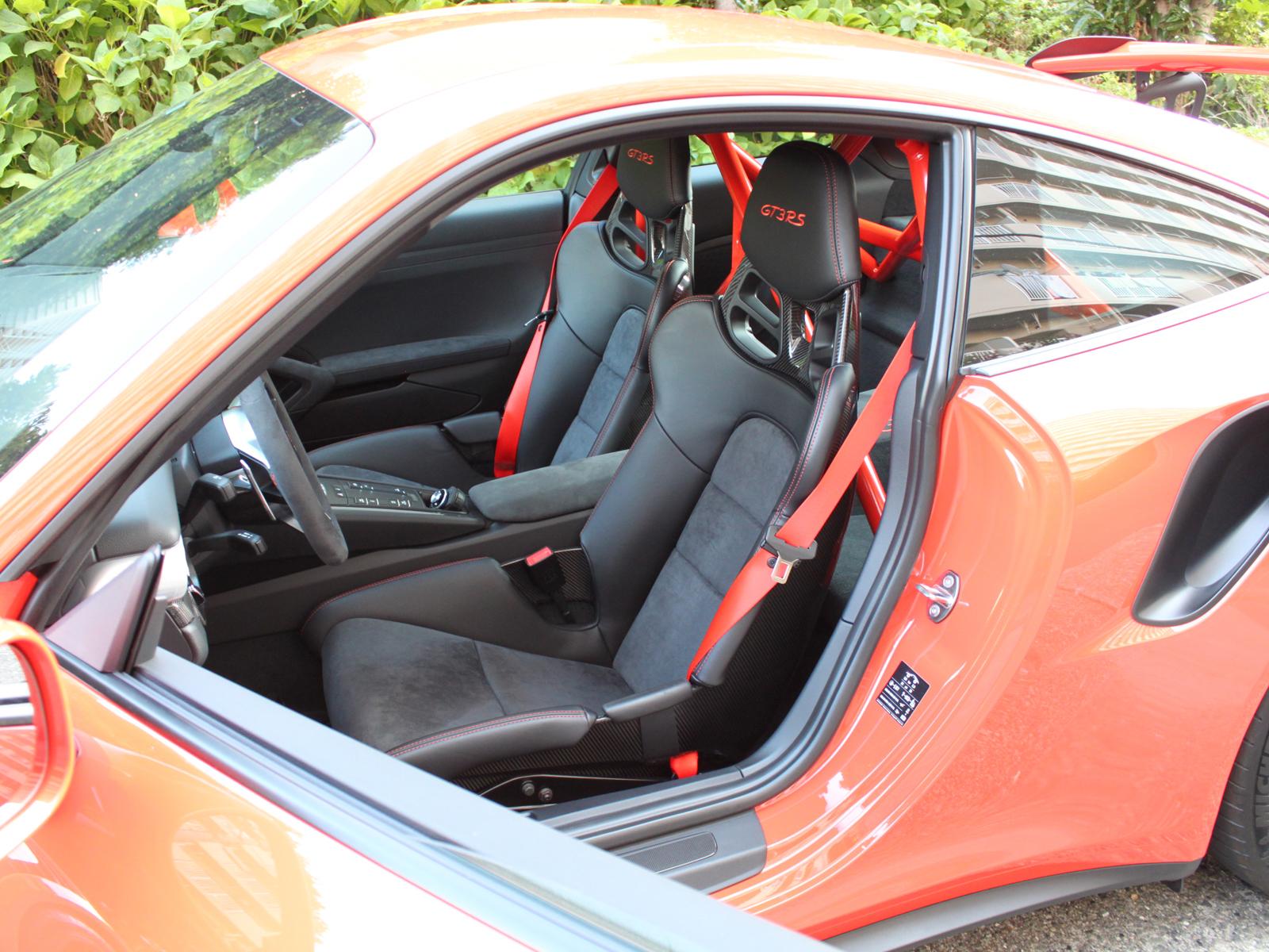 911 GT3 RSリッチライン