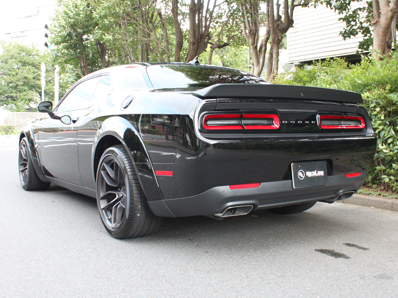 Challenger R/T Scat Pack 392 Widebodyリッチライン