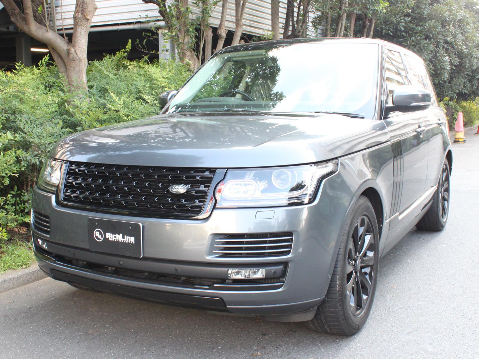 Range Rover Vogueリッチライン