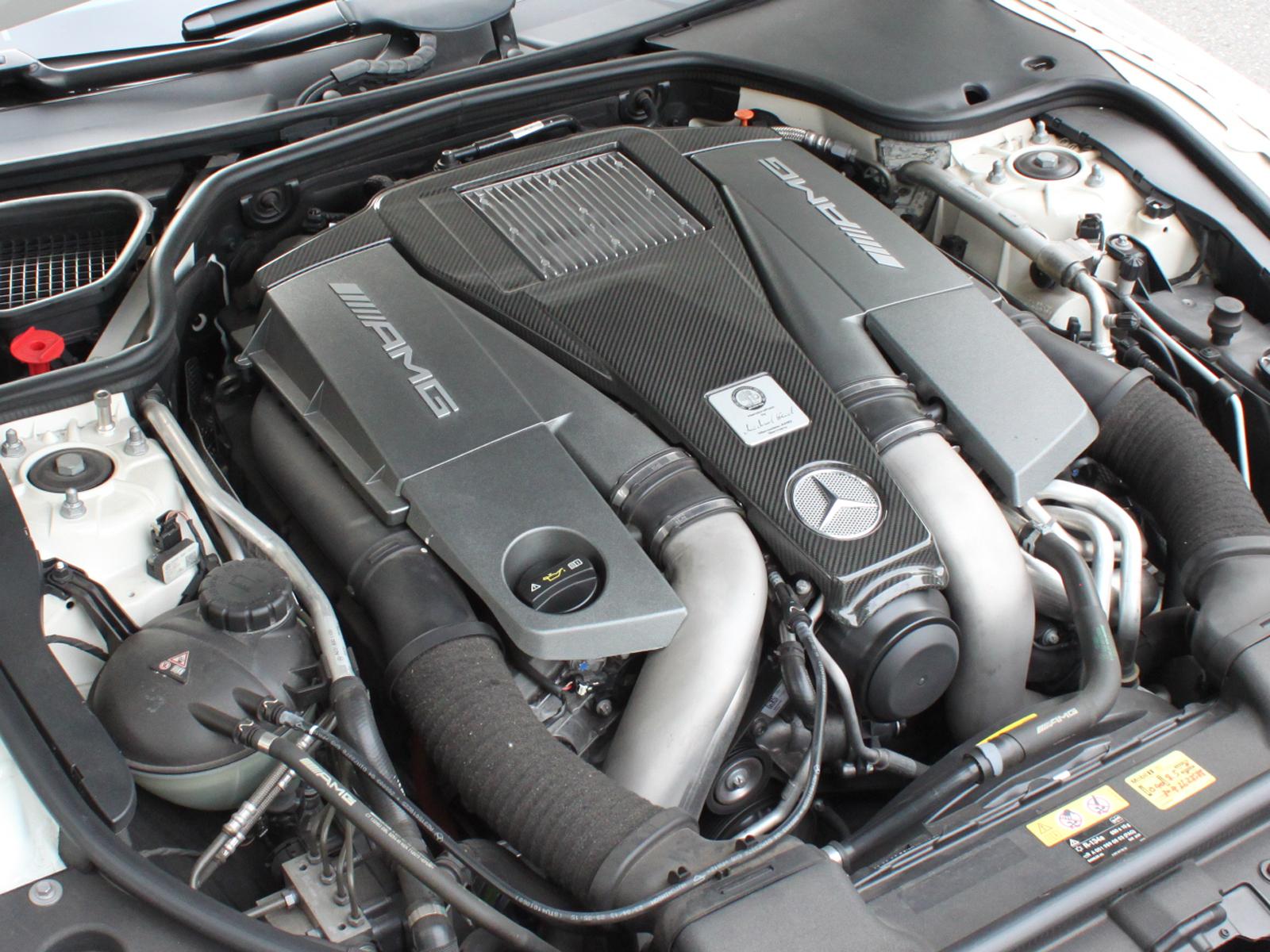 SL-Class SL63リッチライン