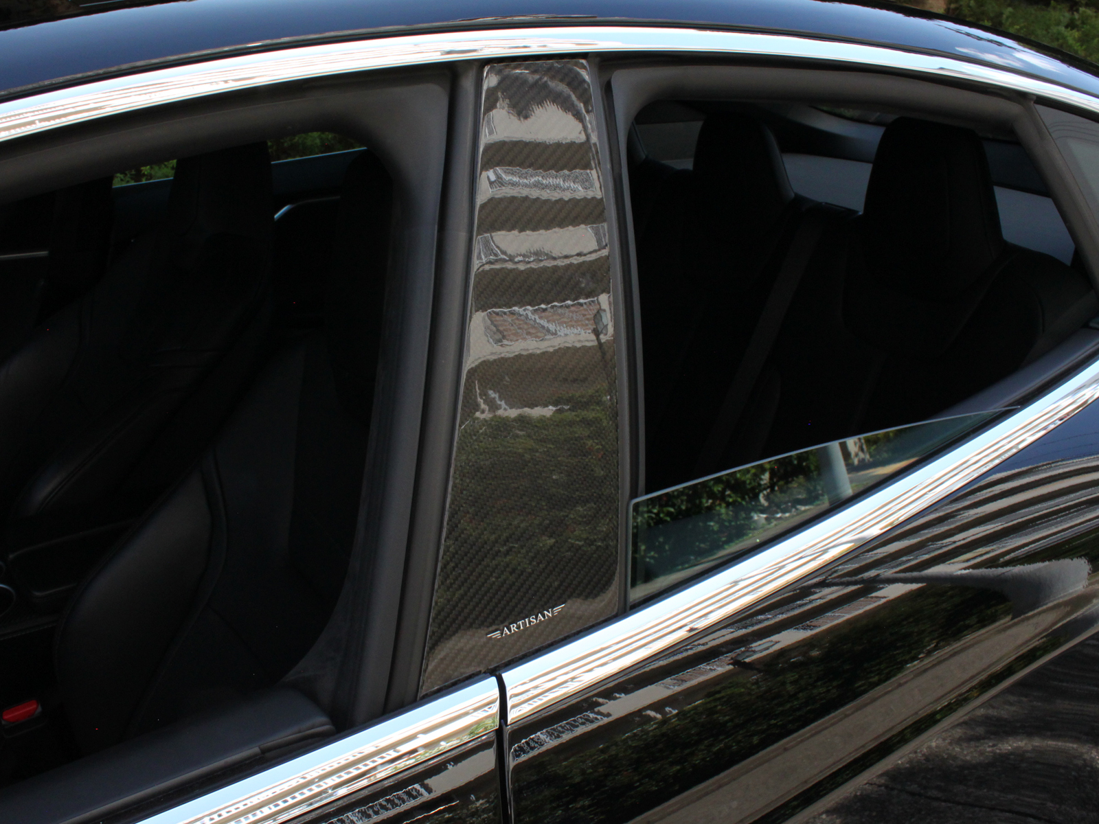 Model S 85Dリッチライン