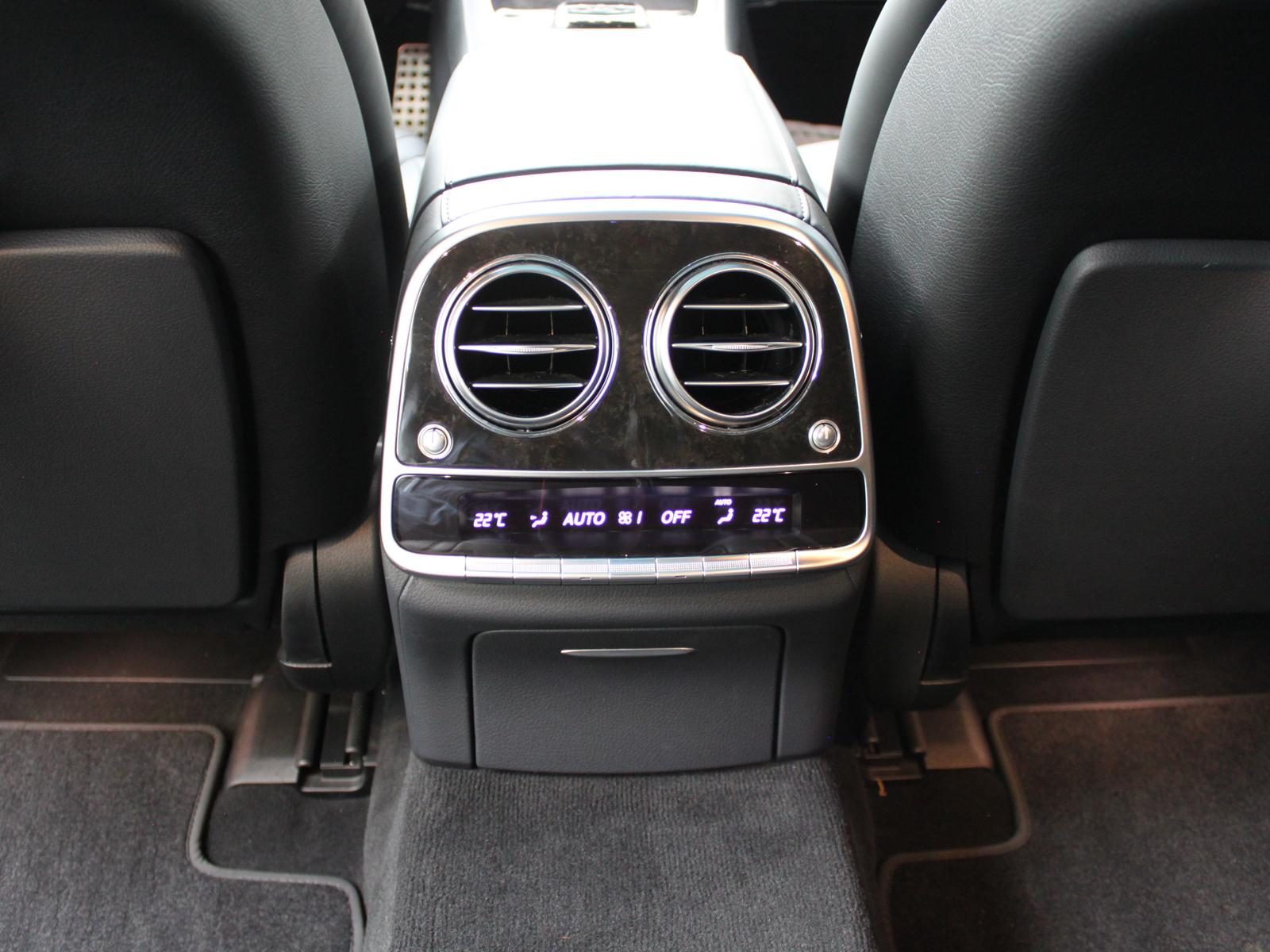 S-Class S550 (S63後期 ver)リッチライン