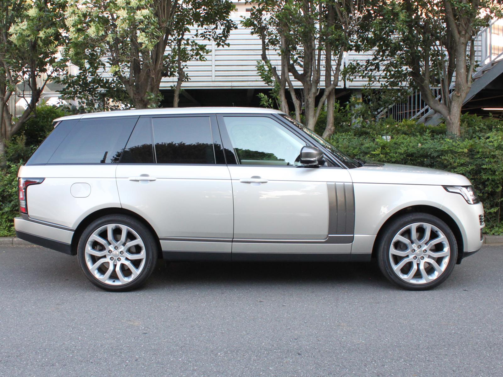 Range Rover Autobiographyリッチライン