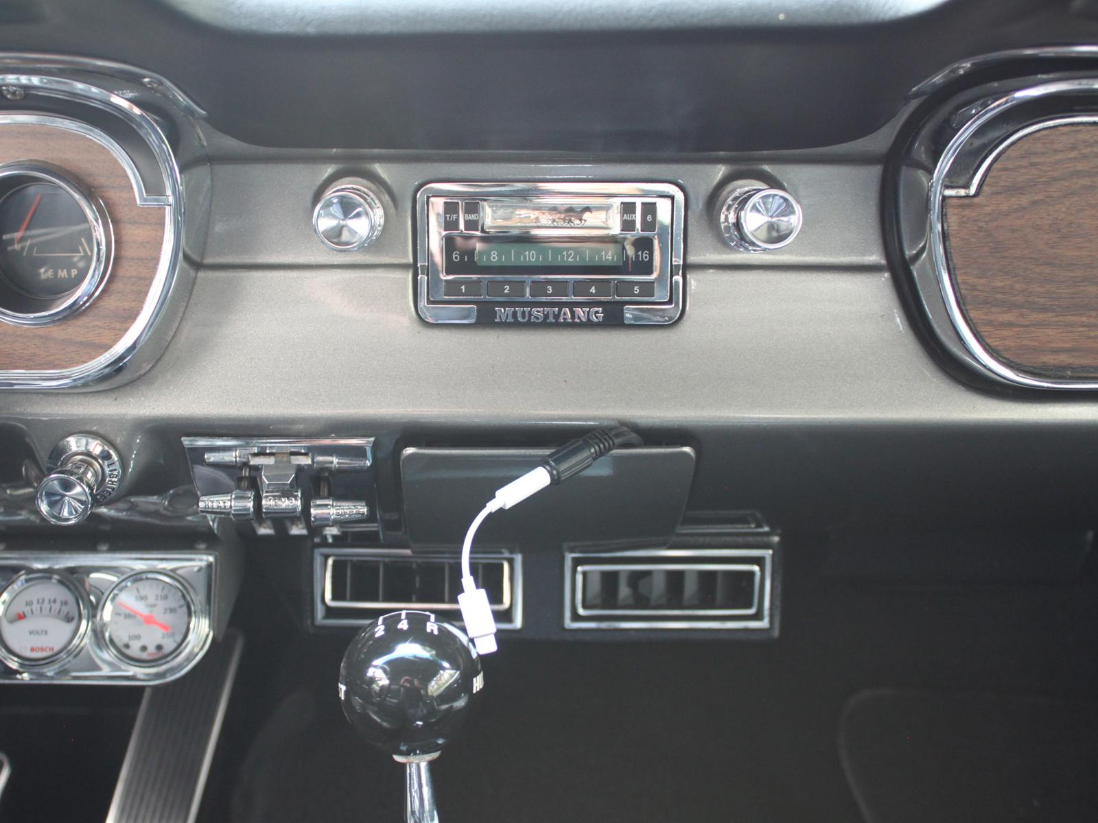 Mustangリッチライン