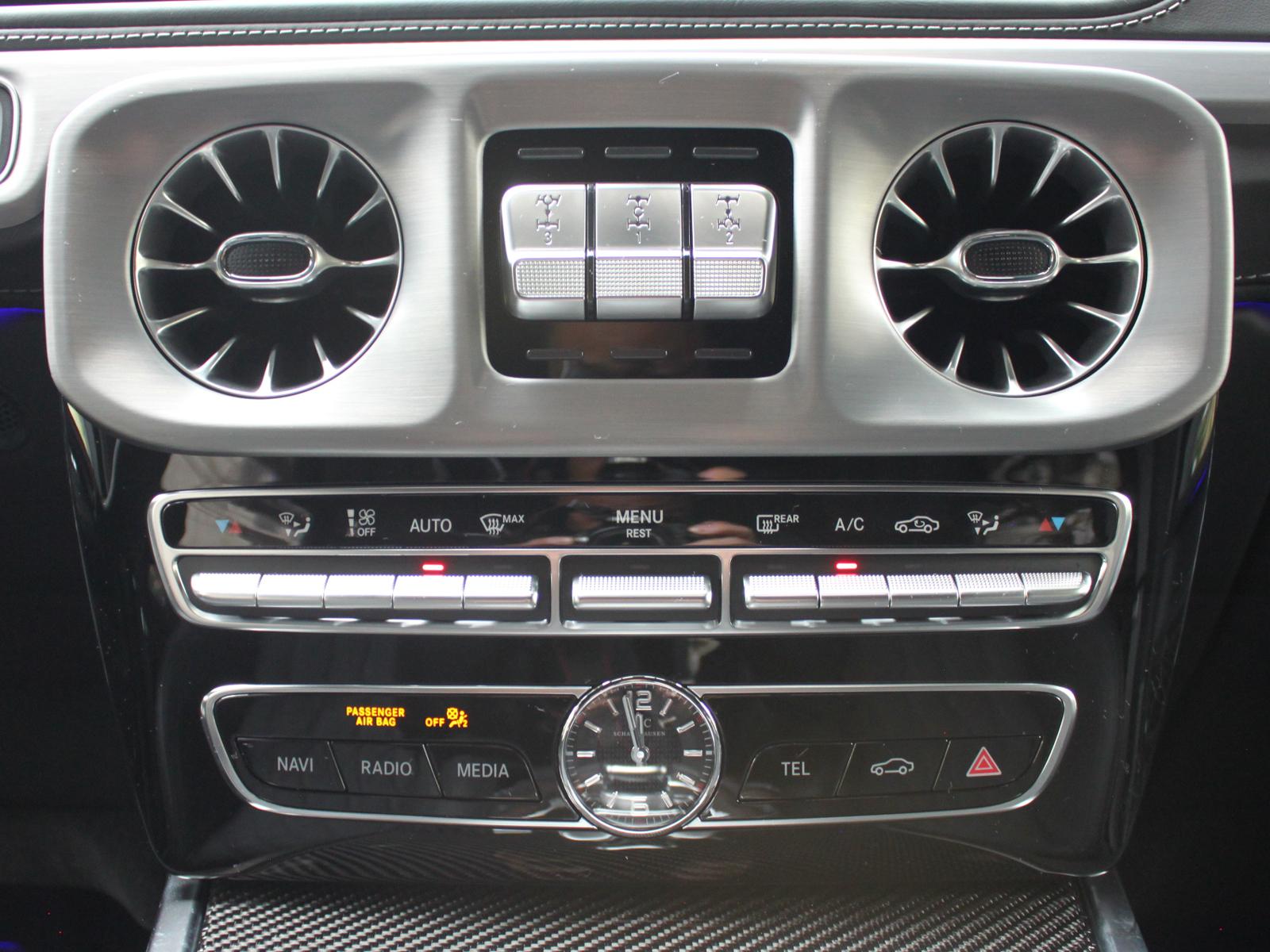 G-Class G63 AMG Edition Matte Blackリッチライン